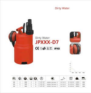 Dirty Water JPXXX-D7